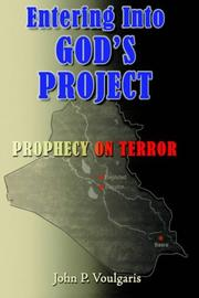 Cover of: Entering Into GOD'S PROJECT