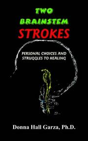 Cover of: TWO BRAINSTEM STROKES