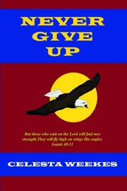 Cover of: Never Give Up