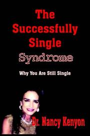 Cover of: The Successfully Single Syndrome