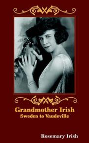Cover of: Grandmother Irish