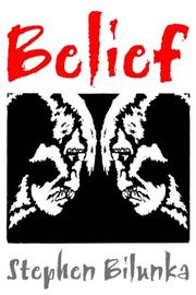 Cover of: Belief