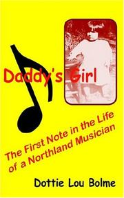 Cover of: Daddy's Girl