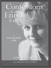 Cover of: Confessions of an Enron Executive
