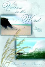Cover of: Voices in the Wind