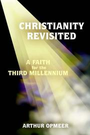 Cover of: Christianity Revisited