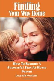 Cover of: Finding Your Way Home