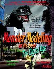 Cover of: Monster Modeling at its best