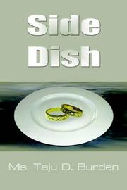 Cover of: Side Dish