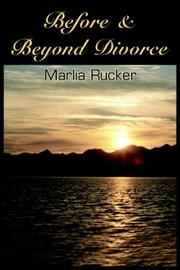 Cover of: Before & Beyond Divorce