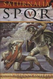 Cover of: Saturnalia (SPQR V)