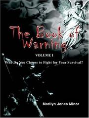 Cover of: The Book of Warning Volume I