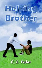 Cover of: Helping Brother | C. E. Faler