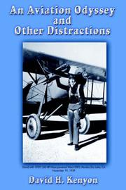 Cover of: An Aviation Odyssey and Other Distractions