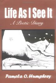 Cover of: Life As I See It