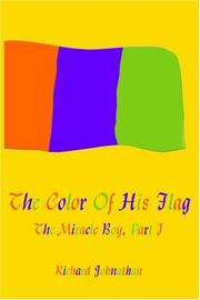 Cover of: The Color Of His Flag