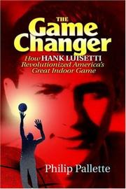 Cover of: The Game Changer