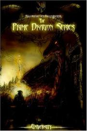 Cover of: The Prime Dragon Series