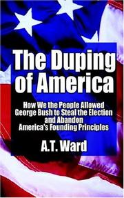 Cover of: The Duping Of America