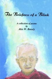 Cover of: The Briefness of a Blink