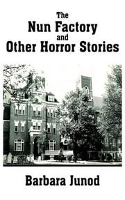 Cover of: The Nun Factory and Other Horror Stories