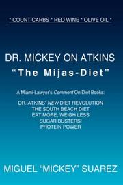 Cover of: DR. MICKEY ON ATKINS
