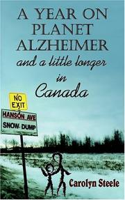 Cover of: A Year on Planet Alzheimer