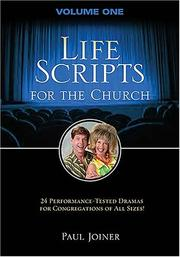 Cover of: Life Scripts for the Church | Paul Joiner