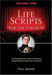Cover of: Life Scripts for the Church