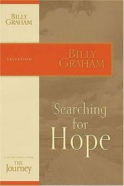 Cover of: Searching for Hope | Billy Graham