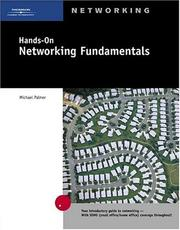 Cover of: Hands-On Networking Fundamentals