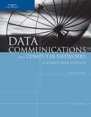 Cover of: Data Communications and Computer Networks