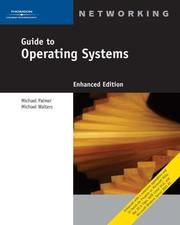 Cover of: Guide To Operating Systems, Enhanced Edition