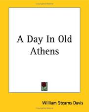 Cover of: A Day In Old Athens | William Stearns Davis