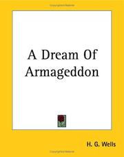 Cover of: A Dream of Armageddon
