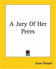 Cover of: A Jury of Her Peers