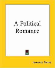 Cover of: A Political Romance