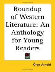 Cover of: Roundup of Western Literature | Oren Arnold