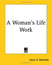 Cover of: A Woman