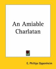 Cover of: An Amiable Charlatan | E. Phillips Oppenheim