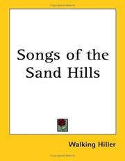 Cover of: Songs of the Sand Hills