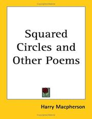 Cover of: Squared Circles And Other Poems