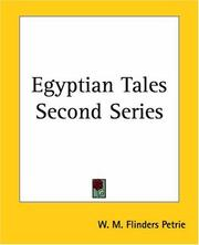 Cover of: Egyptian Tales (2)