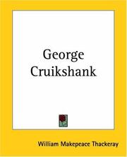 Cover of: George Cruikshank
