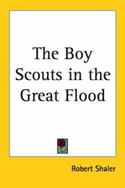 Cover of: The Boy Scouts in the Great Flood