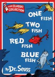One fish two fish dr seuss classic collection october for Book with fish bowl on cover