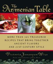 Cover of: The Armenian Table | Victoria Jenanyan Wise