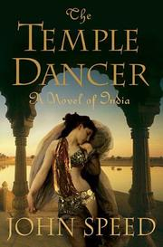 Cover of: The temple dancer | Speed, John.