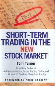 Cover of: Short-Term Trading in the New Stock Market | Toni Turner