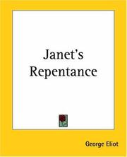 Cover of: Janet's Repentance